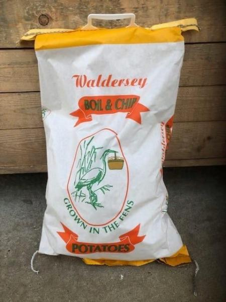 Special Offer on Waldersey Potatoes